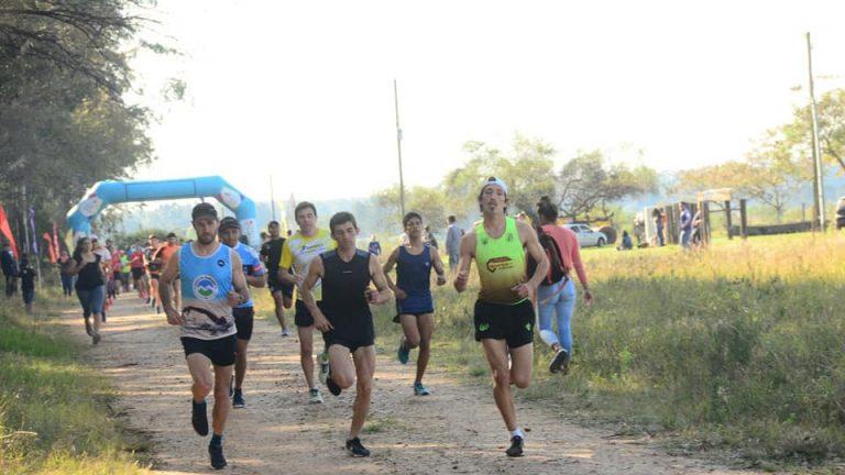 Argentina tuvo su primera carrera de running   Más Aire
